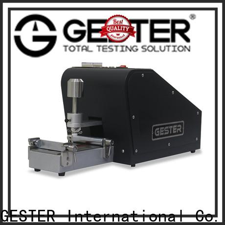 GESTER textile fiber testing machine price list for cotton