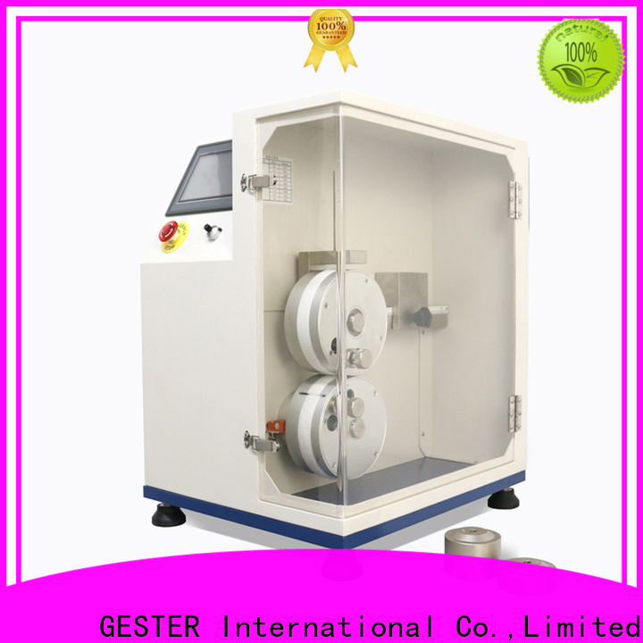 customized Hook and Loop Fatigue Tester factory for lab