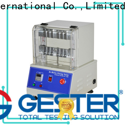 GESTER Textile Testing Equipment price for laboratory