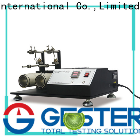 GESTER high precision ici pilling box price list for textile
