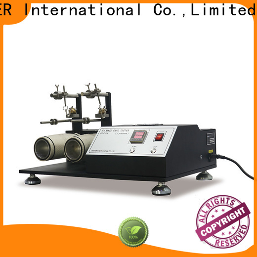 safety Textile Testing Equipment price for laboratory
