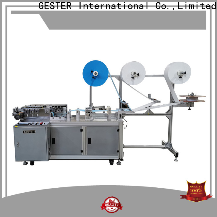 High Precision surgical mask machine supplier for hosipital