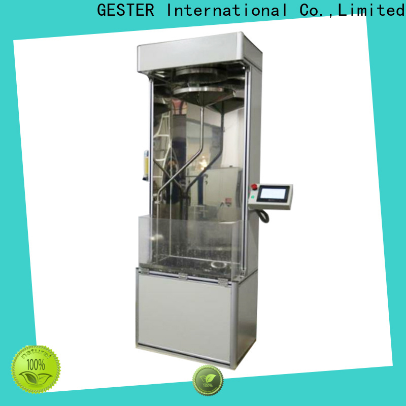 hydrostatic temperature humidity chamber price for textile