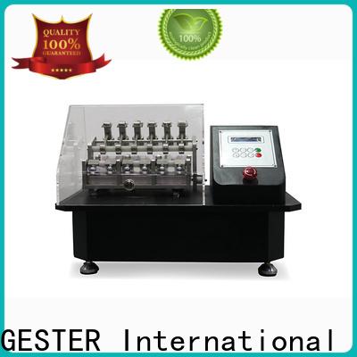 GESTER xenon light fastness tester manufacturer for test