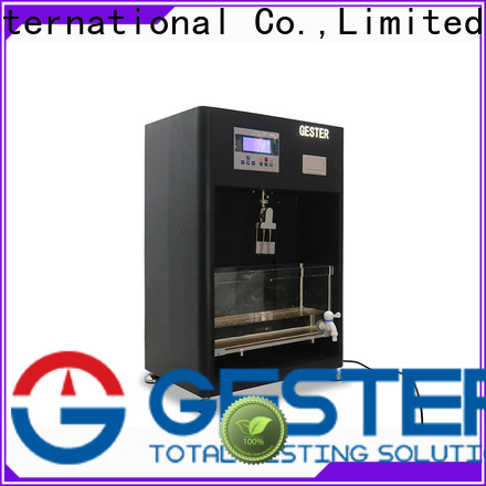 GESTER wholesale rubber testing machines suppliers for sale for shoes