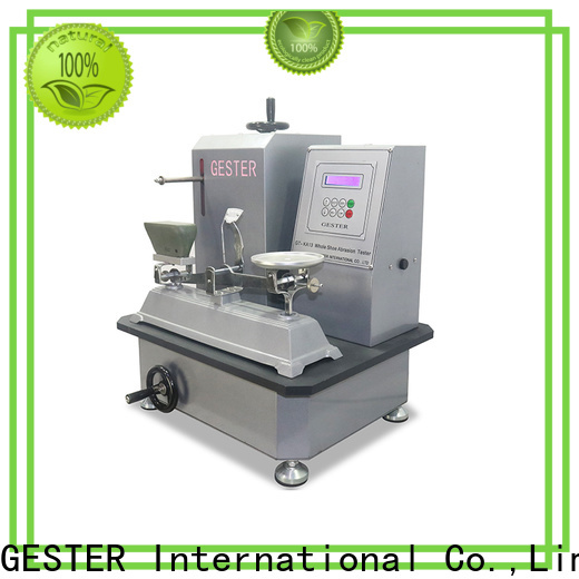 GESTER Customized computerized universal testing machine supplier for fabric