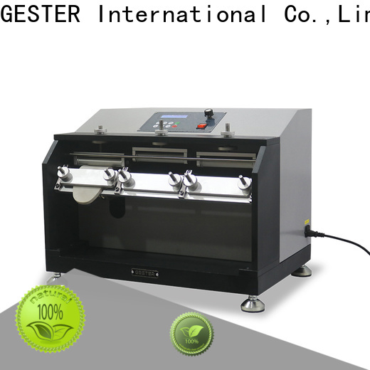 GESTER computerized universal testing machine supplier for textile