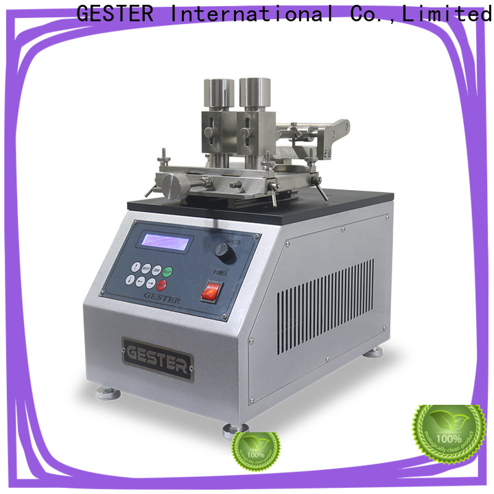 GESTER shore hardness tester suppliers price list for laboratory