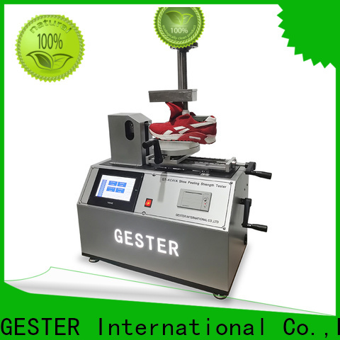 GESTER programmable electric scissors for fabric price list for footwear
