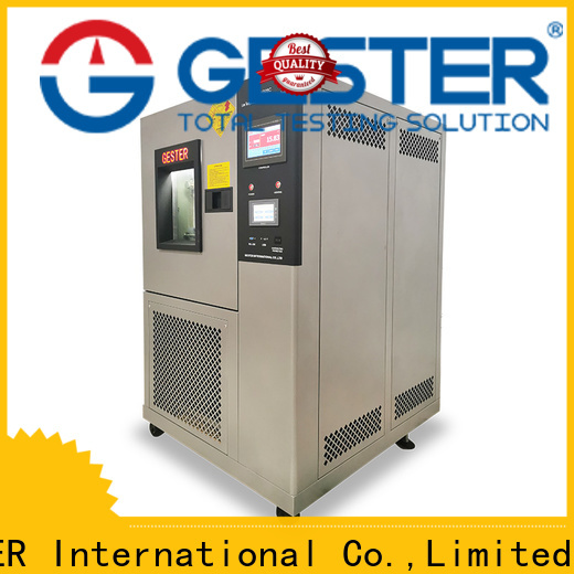 GESTER mini cotton gin supplier for test
