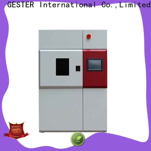 GESTER Instruments rotational viscosity standard for test