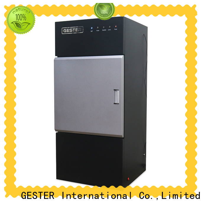 GESTER Instruments thermal conductivity of fabrics procedure for shoes