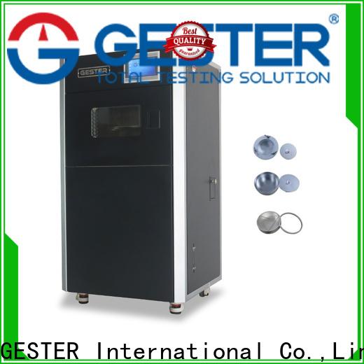 GESTER Instruments astm d1230 for sale for textile