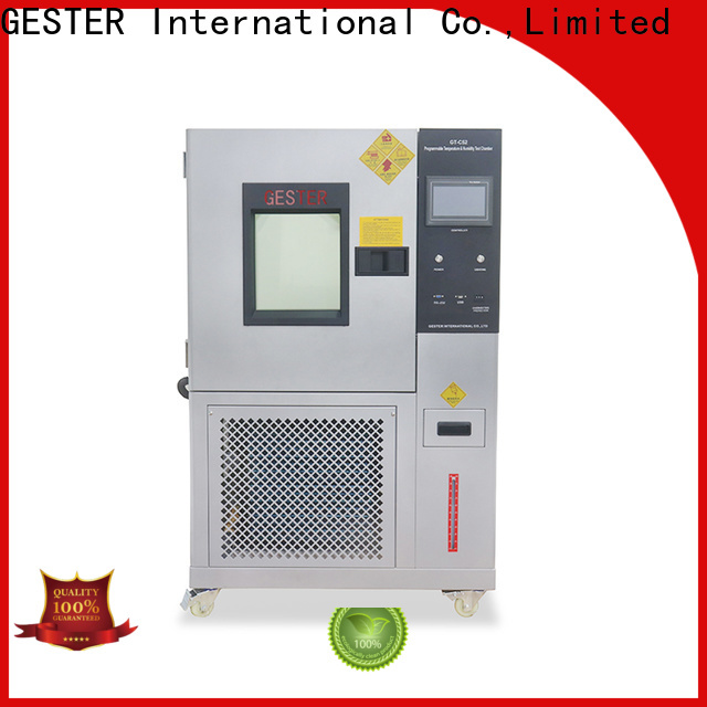 GESTER Instruments iso scale supplier for textile