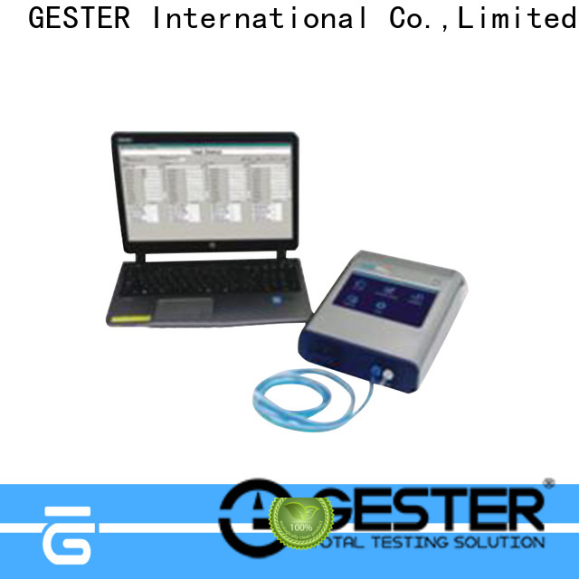 GESTER Instruments pp.spunbonded nonwoven fabric supplier for test