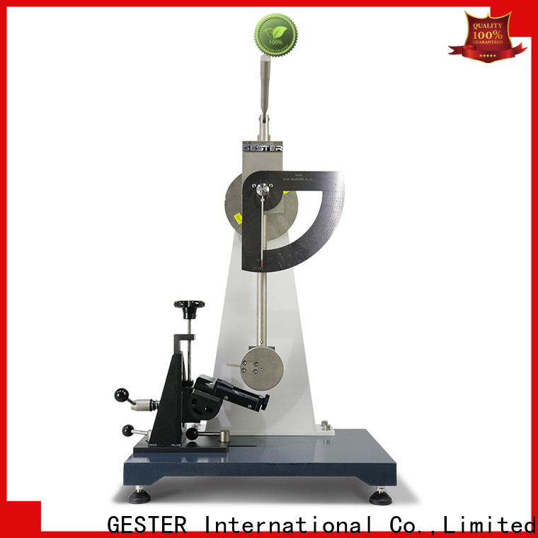 GESTER Instruments safety brinell hardness tester for sale for sale for shoes