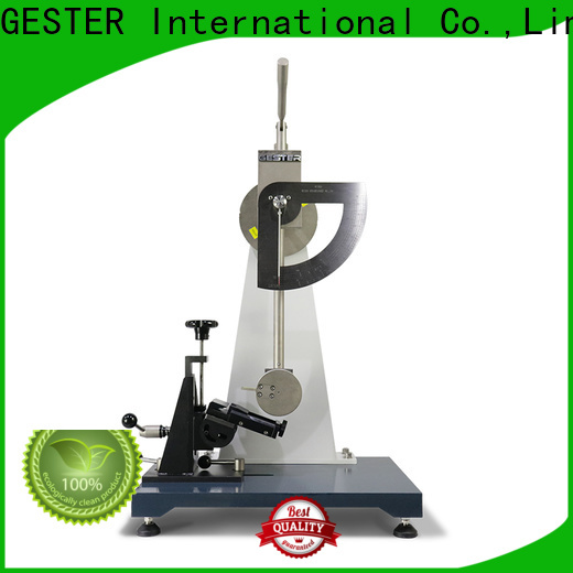 GESTER Instruments portable hardness tester reviews standard for lab