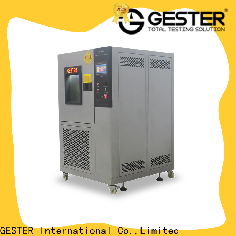 GESTER Instruments afc fabrics supplier for test