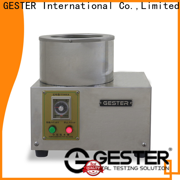 GESTER Instruments specific nfr test factory for lab