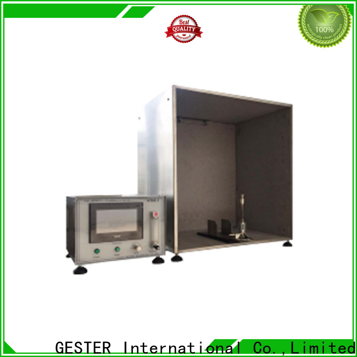 GESTER Instruments color matching machine for test