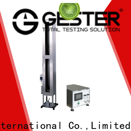 GESTER Instruments customized small metal cylinder price for fabric