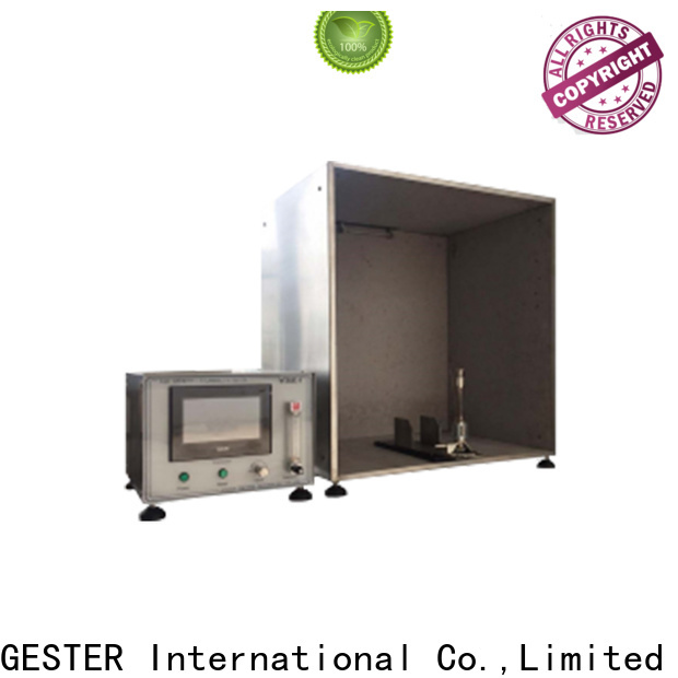 GESTER Instruments wholesale define fastness procedure for footwear