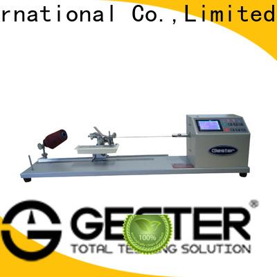 GESTER Instruments salt spray testing equipment manufacturer for carpet