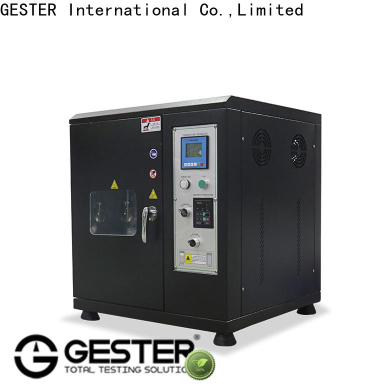 GESTER Instruments mooney test standard for lab