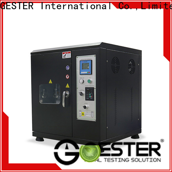 GESTER Instruments textils factory for yarn