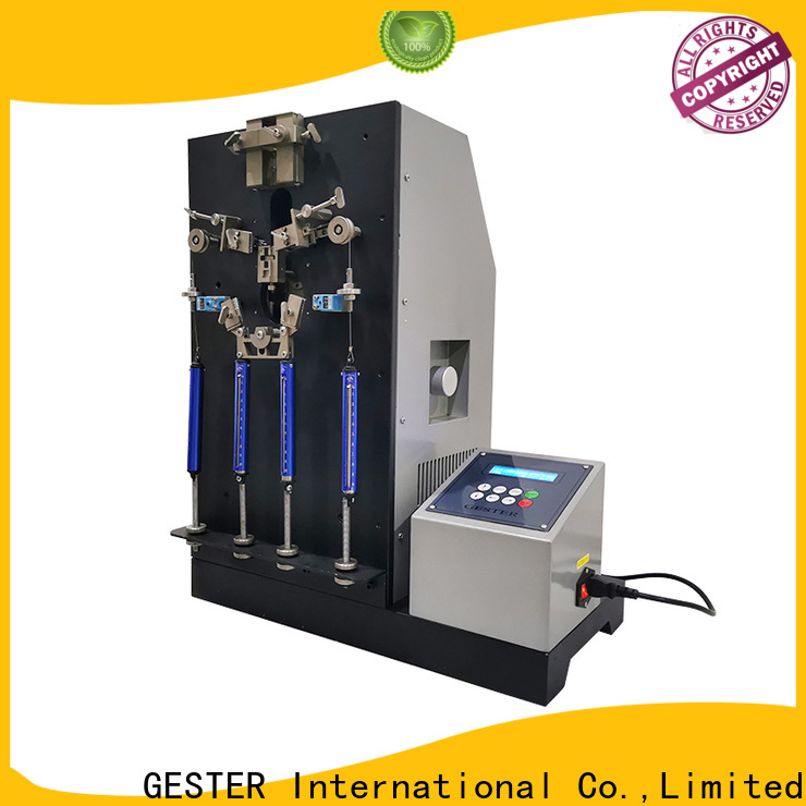 GESTER Instruments high precision seal tester price list for shoes