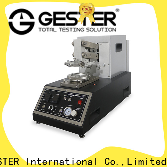 GESTER Instruments xenon arc testing supplier for footwear
