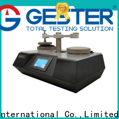 GESTER Instruments customized astm d3787 price list for fabric