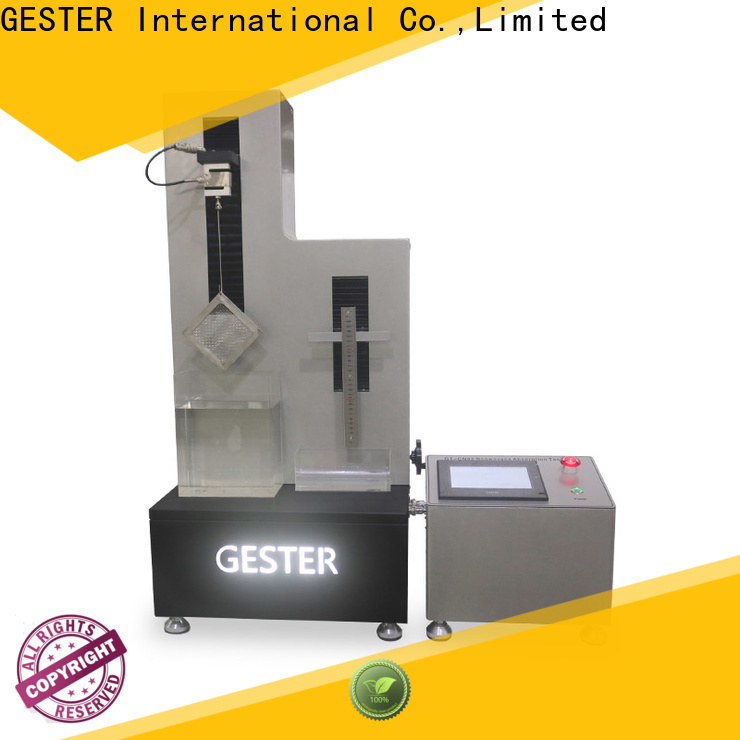 GESTER Instruments Universal hydrostatic head test procedure for sale for lab