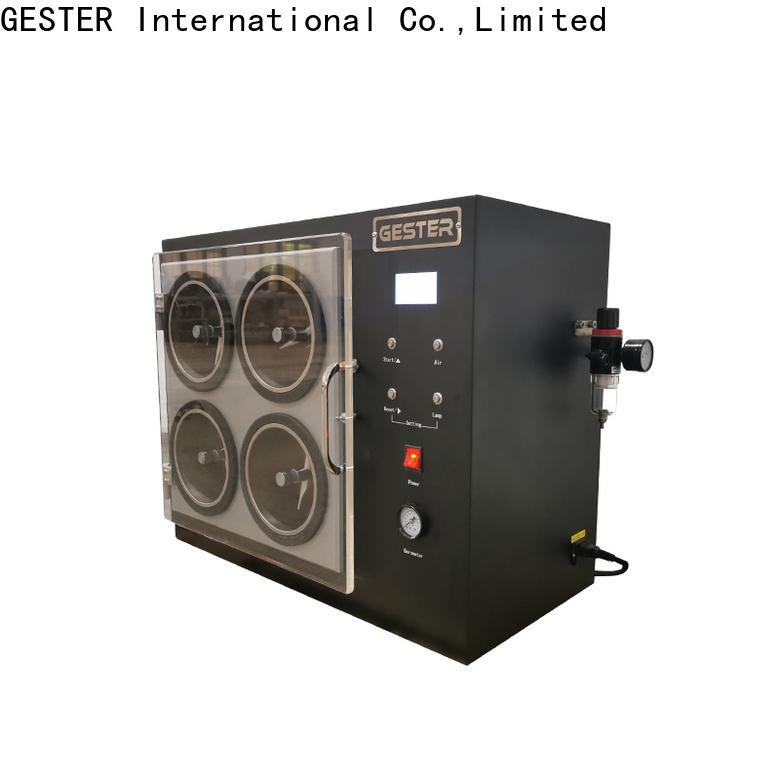 GESTER Instruments hardness indenter manufacturer for test