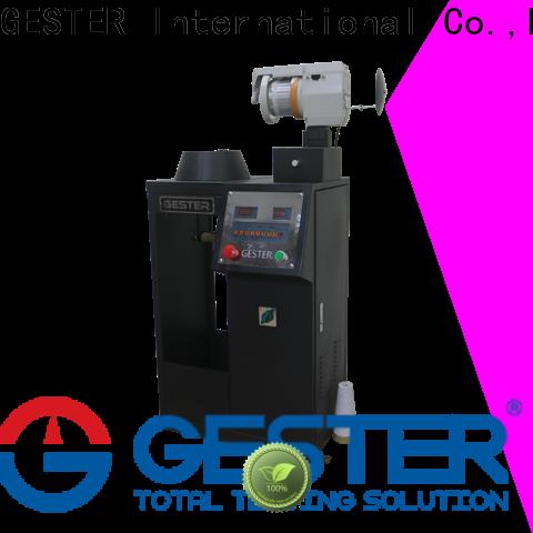 GESTER Instruments hydraulic crocking test standard for laboratory