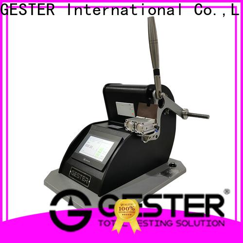 GESTER Instruments melt flow indexer for sale for test
