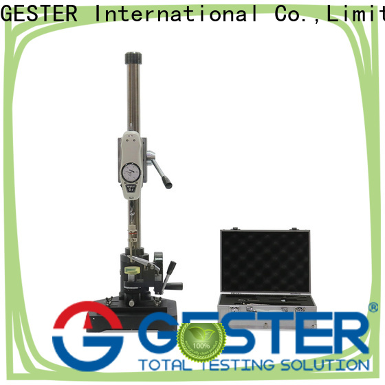 GESTER Instruments wholesale textile vs fabric factory for laboratory
