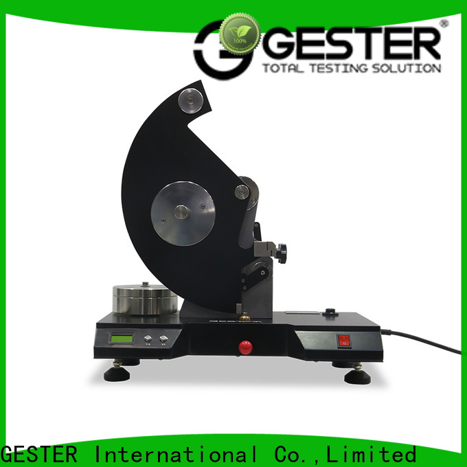 automatic ball burst test standard for test