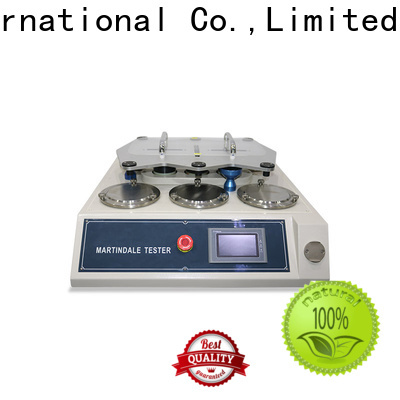 GESTER Instruments high precision charpy machine standard for shoe