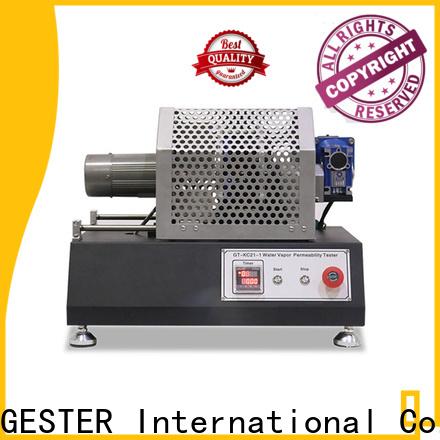 GESTER Instruments garment color supplier for she