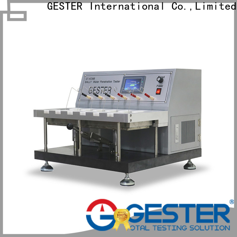 GESTER Instruments electronic afc fabrics supplier for textile