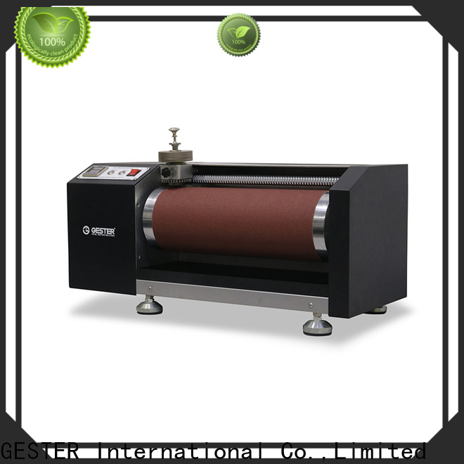 GESTER Instruments micro hardness tester procedure for shoe