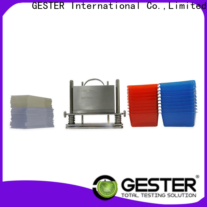 GESTER Instruments universal roughness tester price for fabric