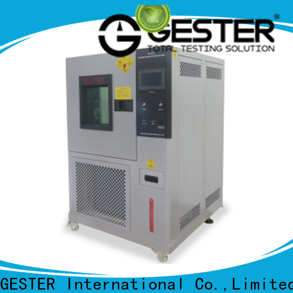 GESTER Instruments circular fabric cutter standards for shoes
