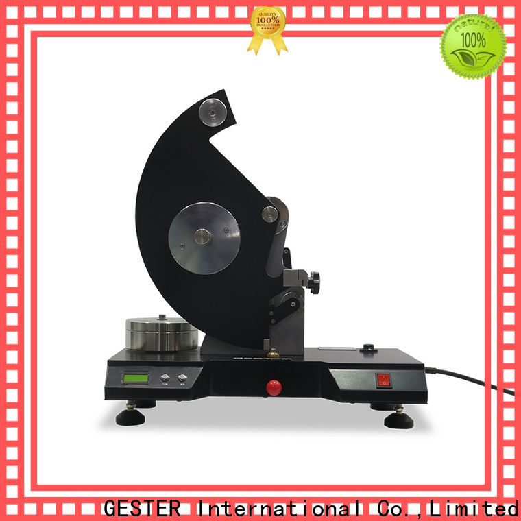 GESTER Instruments astm e92 standard for fabric