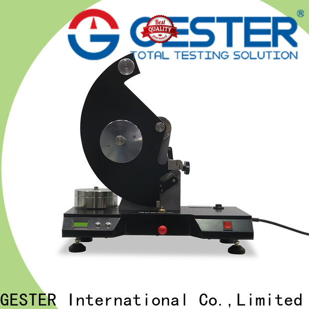 GESTER Instruments tinius olsen tensile tester manual supplier for test