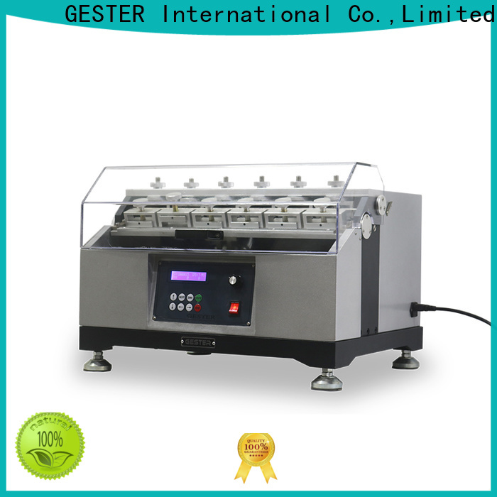 GESTER Instruments what is an appearance board manufacturer for test