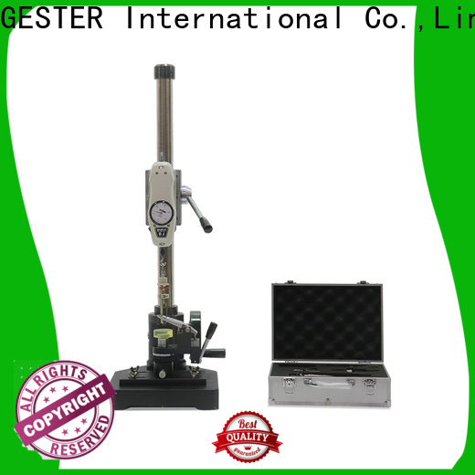 GESTER Instruments wear testers price list for test