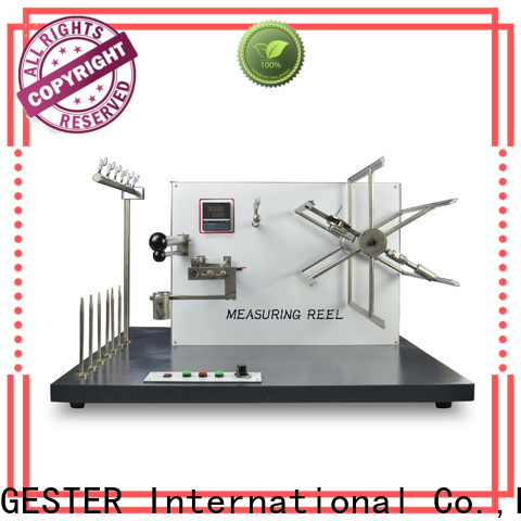 GESTER Instruments customized sdl zip supplier for textile