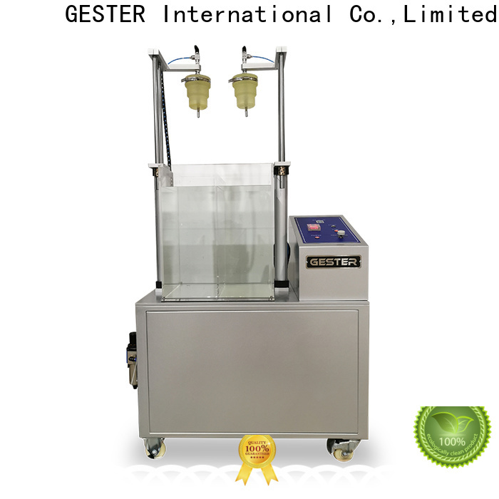 GESTER Instruments electronic pre pilling for sale for shoe material
